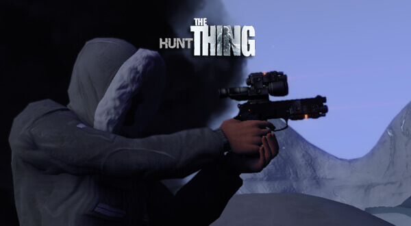 Hunt The Thing Video Game