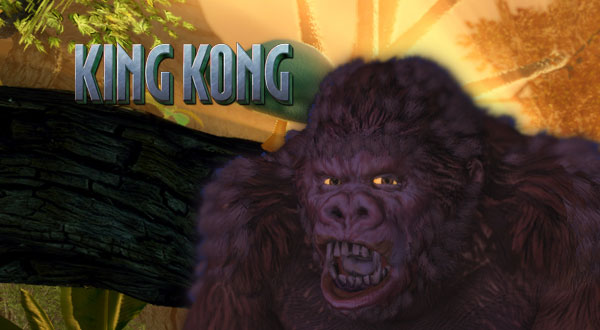 King Kong Video Game