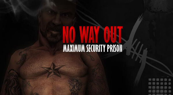 No Way Out Prison Video Game