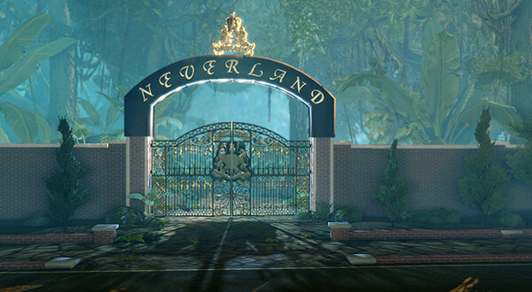Michael Jackson Virtual World