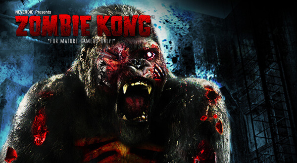 Zombie Kong Video Game